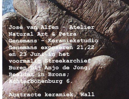 21 t/m 23 Juni 2019 – Buren Expositie